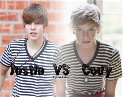 _ Justin Bieber : bientôt détrôné par Cody Simpson ? _