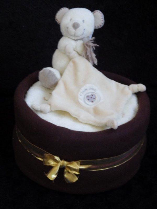 gâteau mon petit ourson