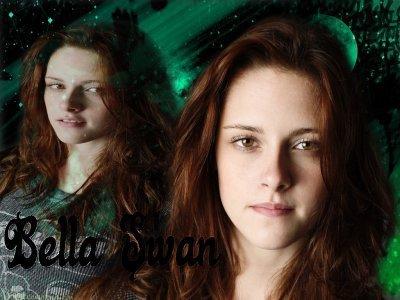 Les personnages principaux: bella swan  (Mariée Cullen)