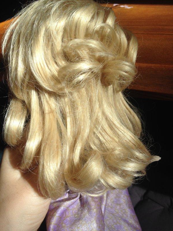 L'étendue de la catastrophe 1 : sa wig stock