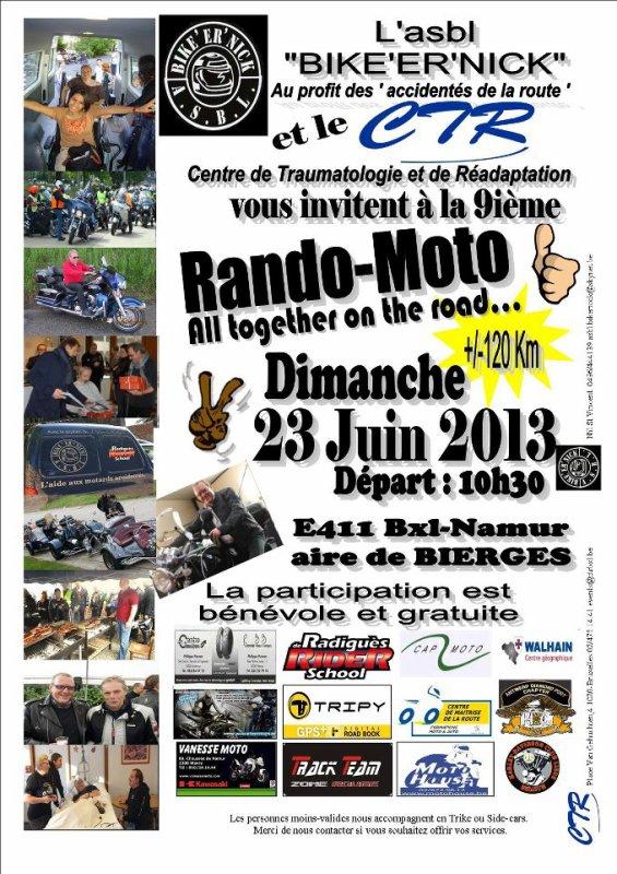 Rando Moto 23 juin 2013