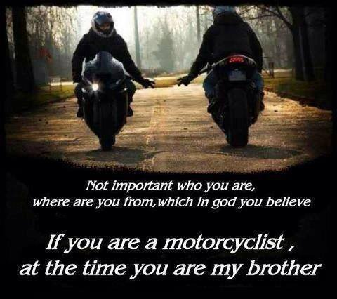 Not important who you are,...