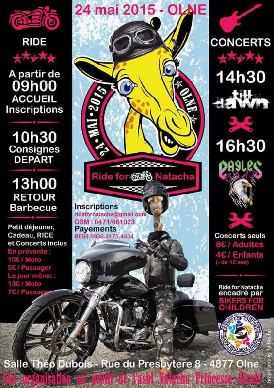 Bikers for Children