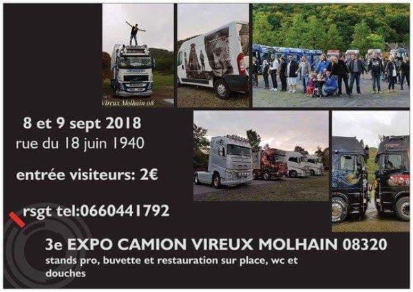 3 Expo Camion 8-9 septembre