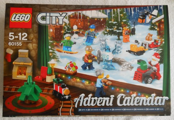 Calendrier Avent Lego City.Calendrier De L Avent Lego City Le Blog De Mister Brick