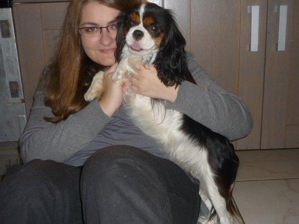 ma besta et sa chienne, je les adores toutes les deux