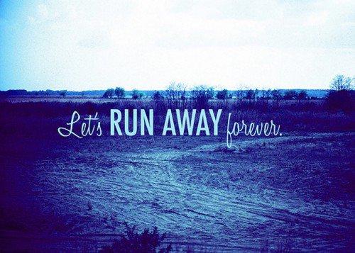 Fuyons pour toujours