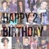 Happy Birthday Harry <3