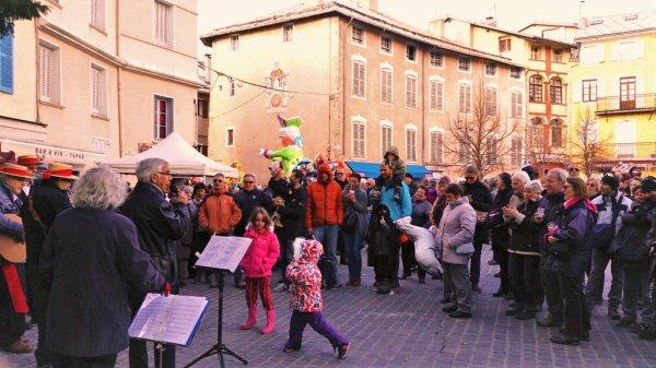 Carnaval Vénitien à Embrun