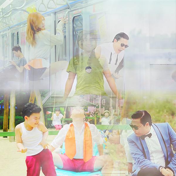 Oppa Gangnam Style !