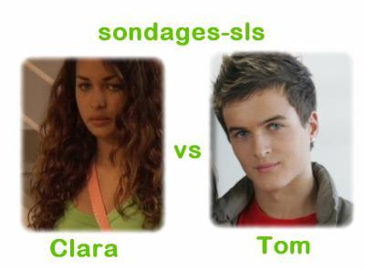 Clara vs Tom