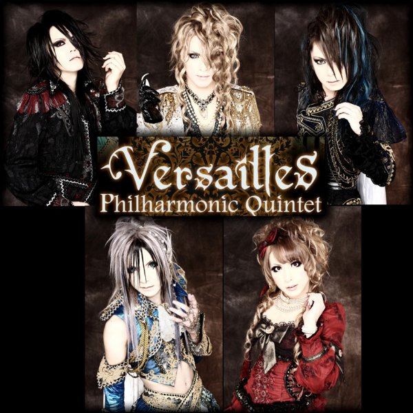 We are Versailles !!
