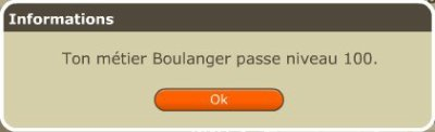 Boulanger 100 sur Wax-blue !