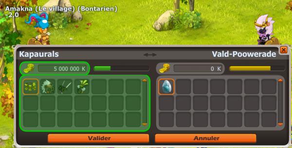 Des Nouvelles de Vald !!