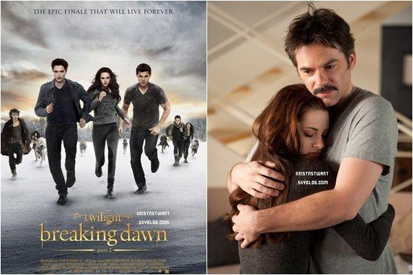 De nouveaux stills de Breaking Dawn Part 2 sont apparus.