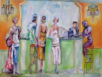 Les Annees 30 Blog De Vero Passionnee De Peinture