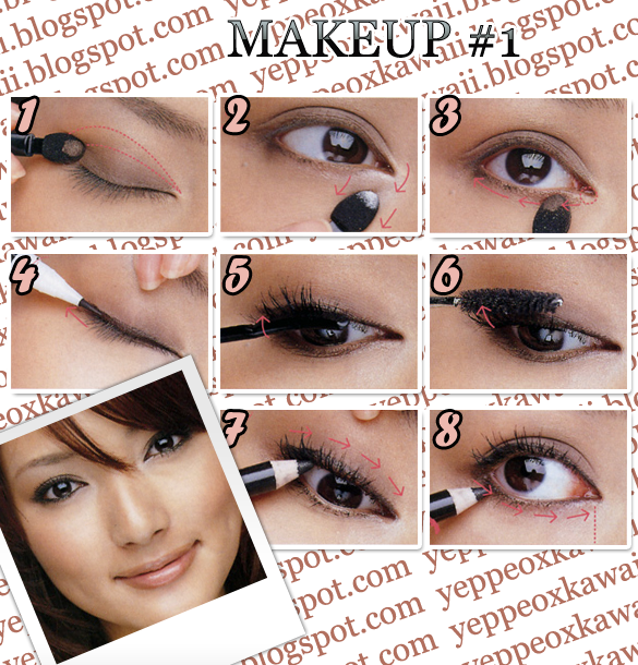 Super maquillage - Annyeong BV55