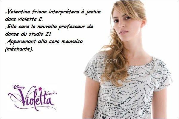 Saison 2 de violetta blog de martina stoessel live - Violetta saison 2 personnage ...