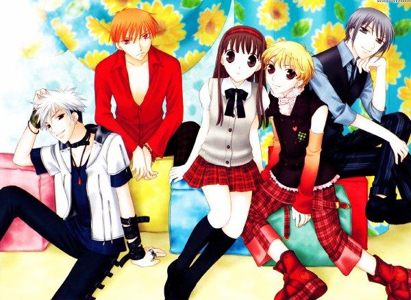 livre manga fruit basket
