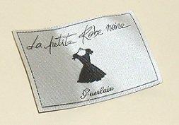 A vendre ou à échanger - Etiquette Tissu La Petite Robe Noire de Guerlain