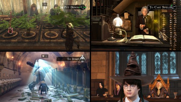 Harry Potter pour Kinect #1