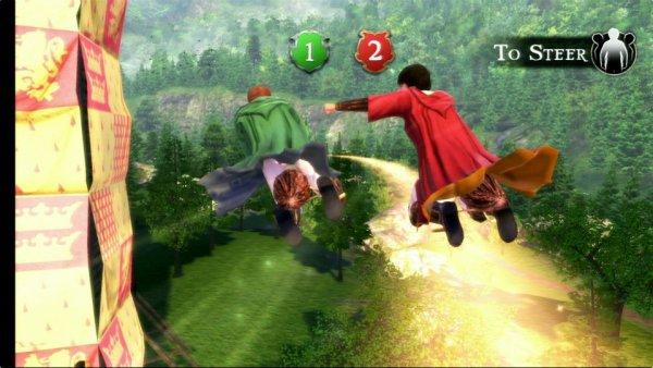 Harry Potter pour Kinect #3 Nouvelles images !