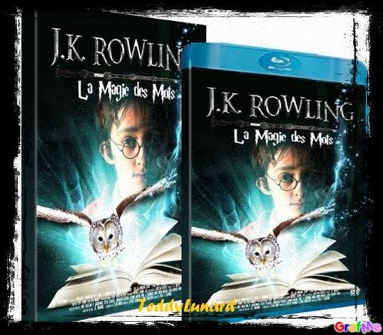 J.K Rowling : La magie des mots en DVD et Bluray !!!