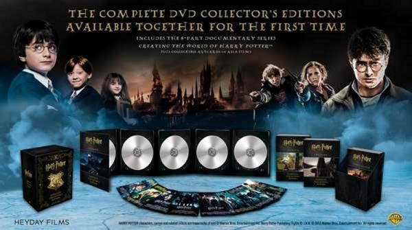 le coffret dvd : PAS EN FRANCE !