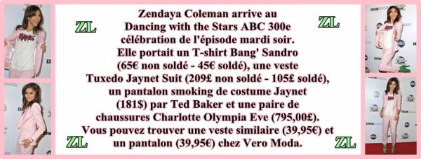 Pour s'habiller comme Zendaya #1