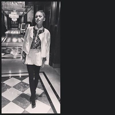 Zendaya à la NY Fashion Week + Autres !