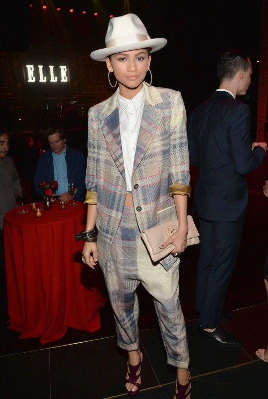 Zendaya était présente aux MTV Movie Awards + News