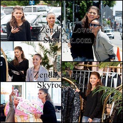 Zendaya va avoir une série sur Disney Chanel ! K.C Undercover