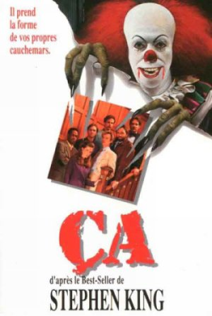 ça l'affiche du premier film (1990)