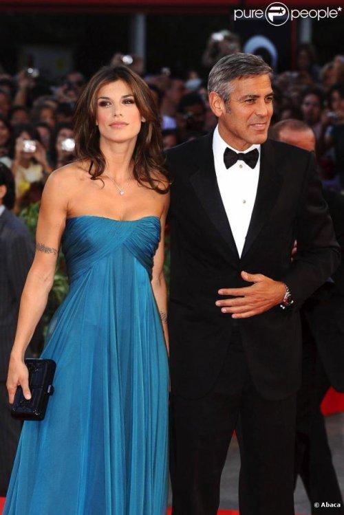 George Clooney célibataire ??