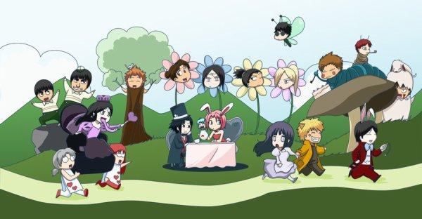 Chapitre 10 : Fuck Alice, Hinata aux pays des merveilles ça sonne mieux !