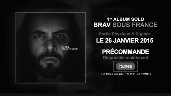 "BRAV ""Sous-France"" Album"