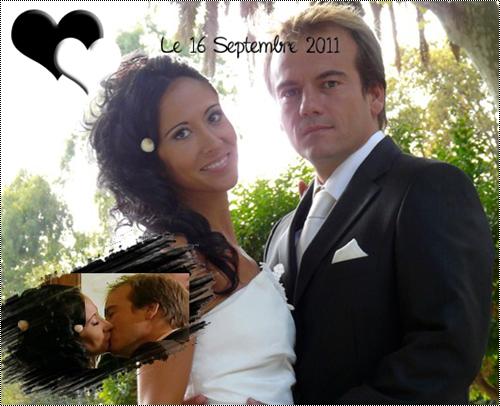 Le Mariage de Samia Nassri et de Jean-Paul Boher
