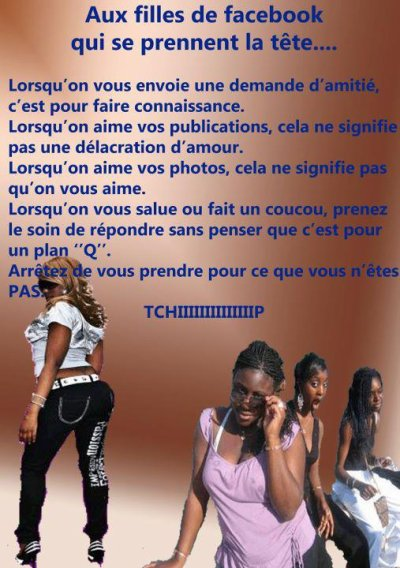 message juste