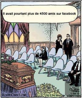 ce ki pense k'avoir bcp d'amis sur facebook est un atout
