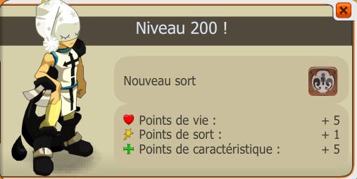 UP 200 !