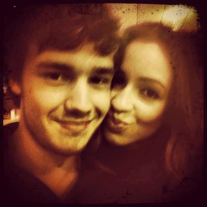 Nouvelle photo de Danielle et Liam <3