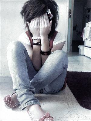 Aurais-je pu vivre décemment Sachant qu'elle pleure quand je t'aime ?