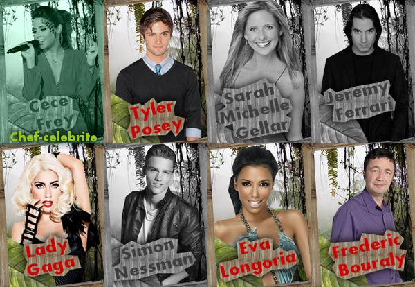 Les célébrités