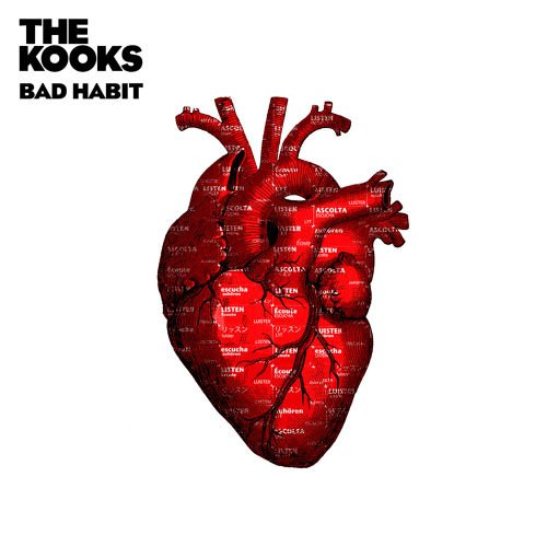 Listen / Bad Habit-The Kooks (2014)