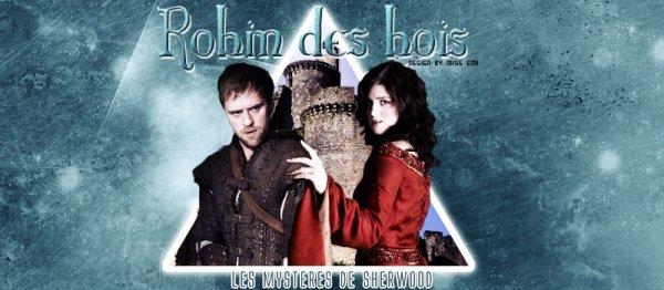 Robin hood: les mystères de Sherwood