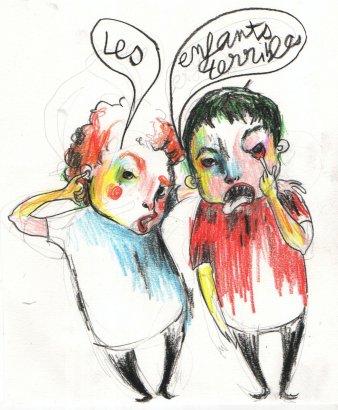 """""""Un homme à la meeeer!"""" + Les enfants terribles"""