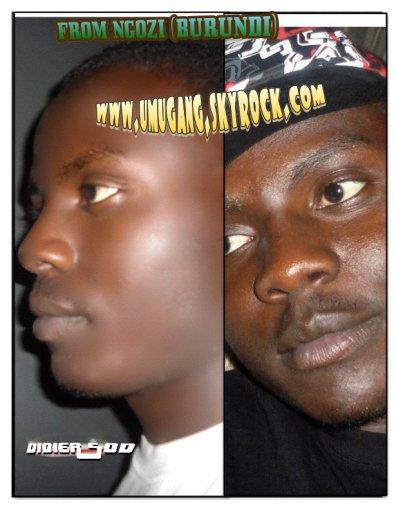 en cours / Ubuzima by 50D (2011)