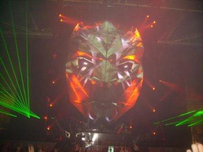 Qlimax : Le Masque