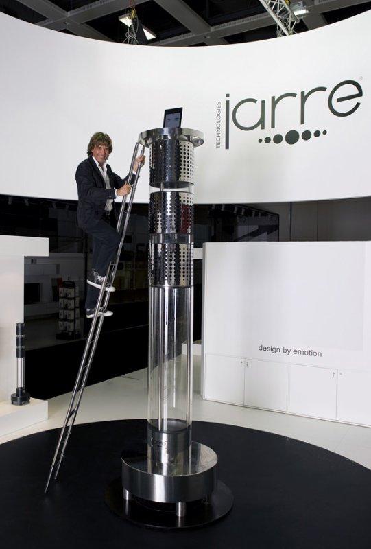Jean Michel Jarre : L'AeroDream One !