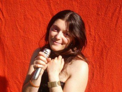 Isabellealexandra, la chanteuse !